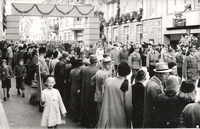 Bilde av 23. juni 1945